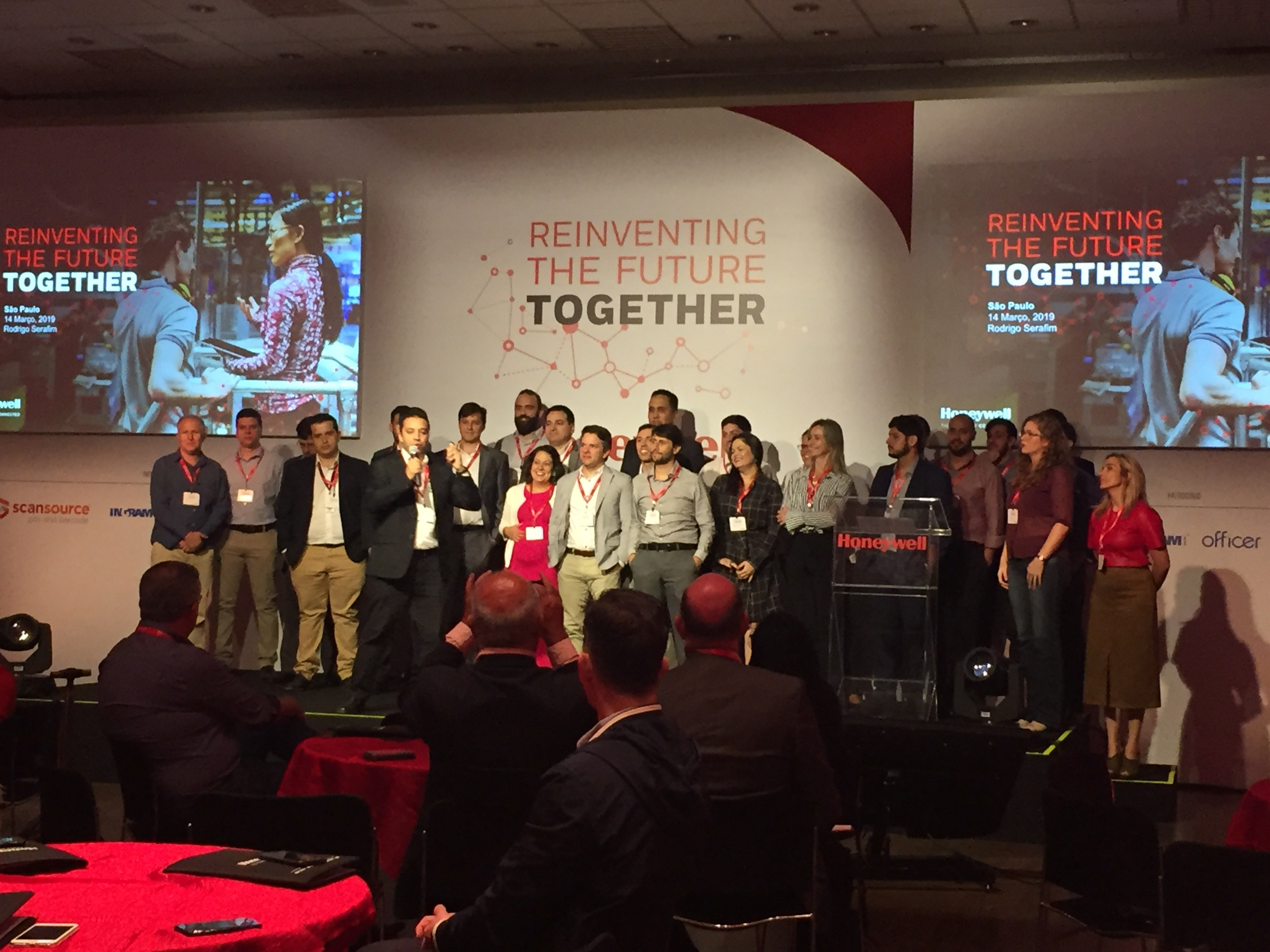 Alcis participa do Honeywell Brasil Partners Event 2019